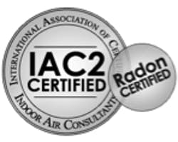 IAC2 Certified - Radon